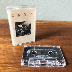 Enya - Self-titled Album on Cassette Tape